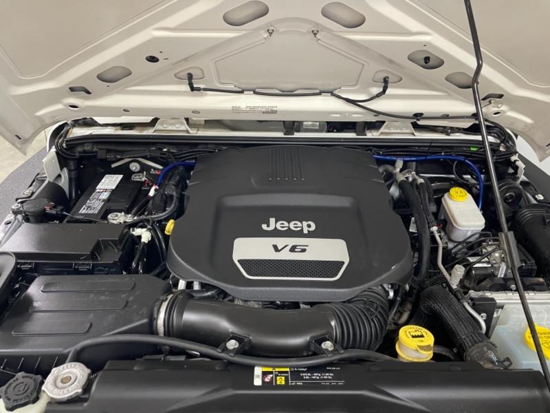 Jeep Wrangler Unlimited Sport 4X4 2017 price $37,700