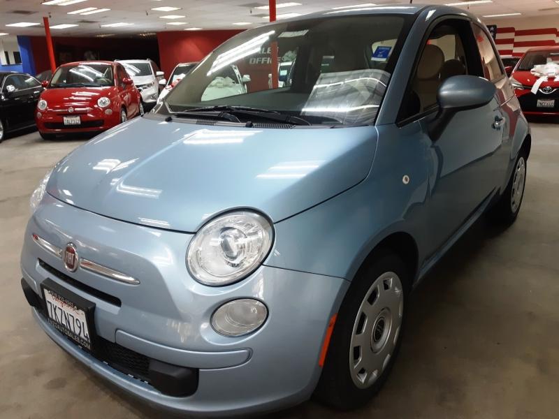 Fiat 500 Pop 2015 price $8,900