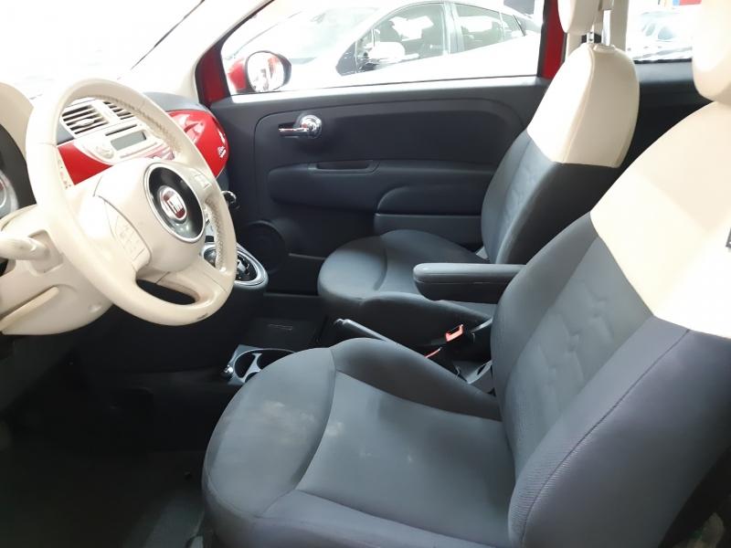 Fiat 500 Pop 2013 price $8,900