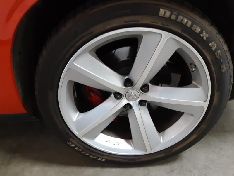 Dodge Challenger SRT8 2008 price $28,900