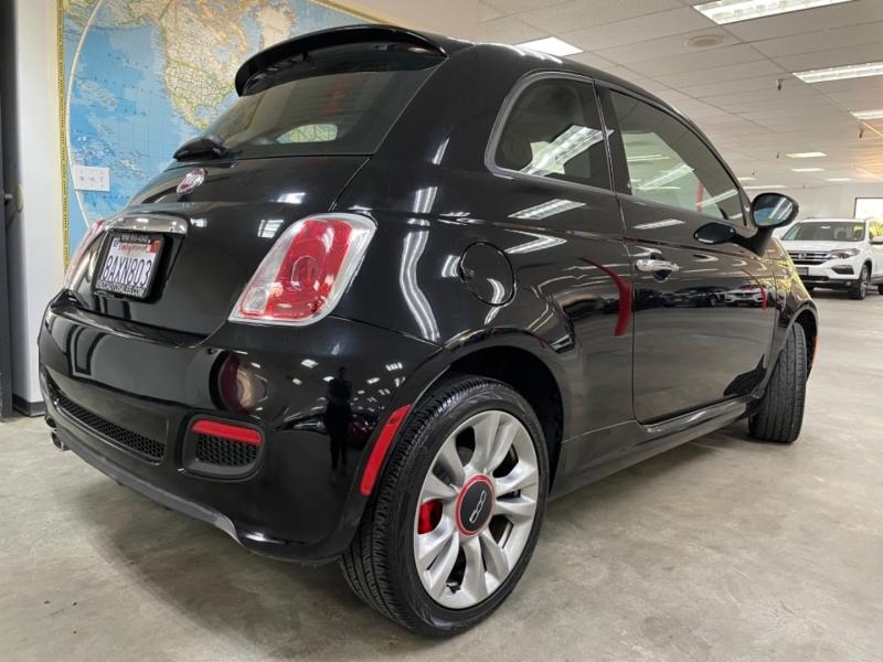 Fiat 500 Sport 2016 price $13,300