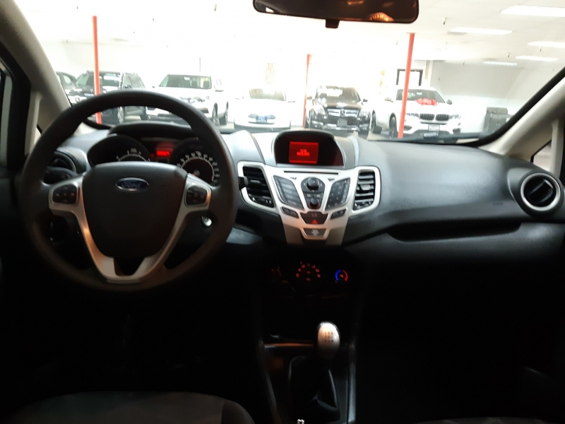 Ford Fiesta SE 2012 price $7,000