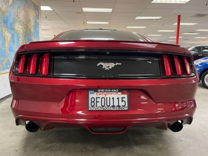 Ford Mustang EcoBoost Premium 2017 price $21,800