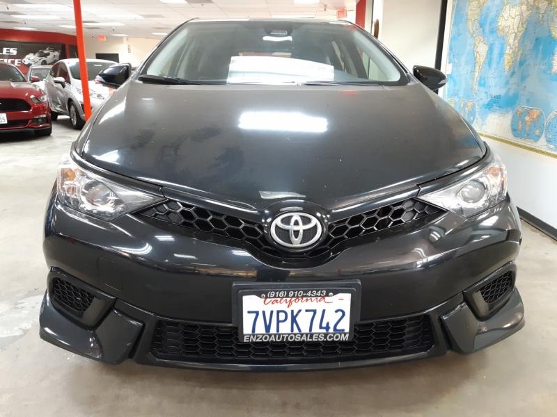 Toyota Corolla iM 2017 price $17,800