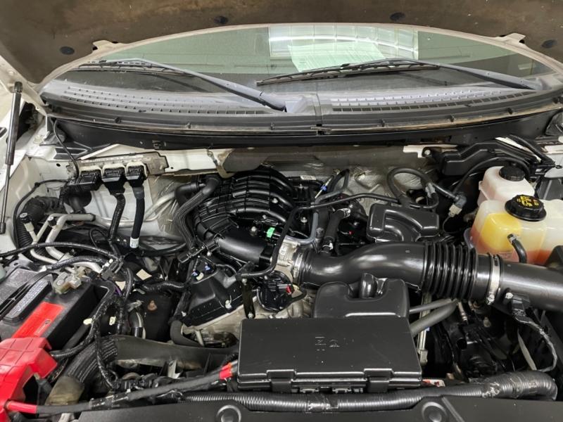 Ford F-150 Super Cab XL 4WD 2013 price $21,500