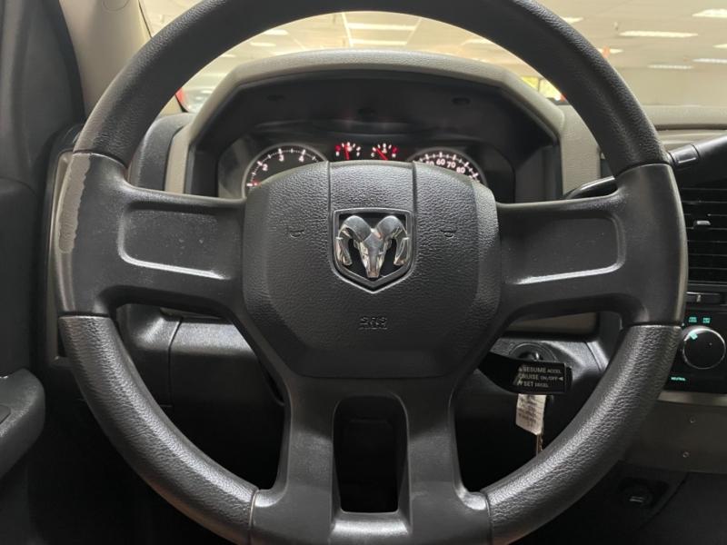 RAM 1500 Quad Cab ST 4WD 2011 price $17,800