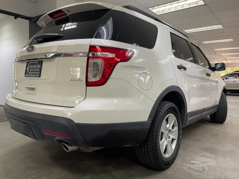 Ford Explorer 4WD 2011 price $16,500