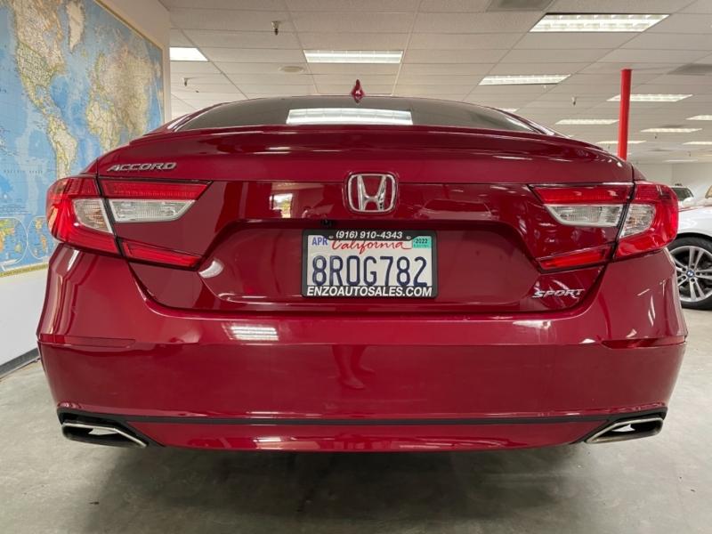 Honda Accord Sport 2020 price $29,900