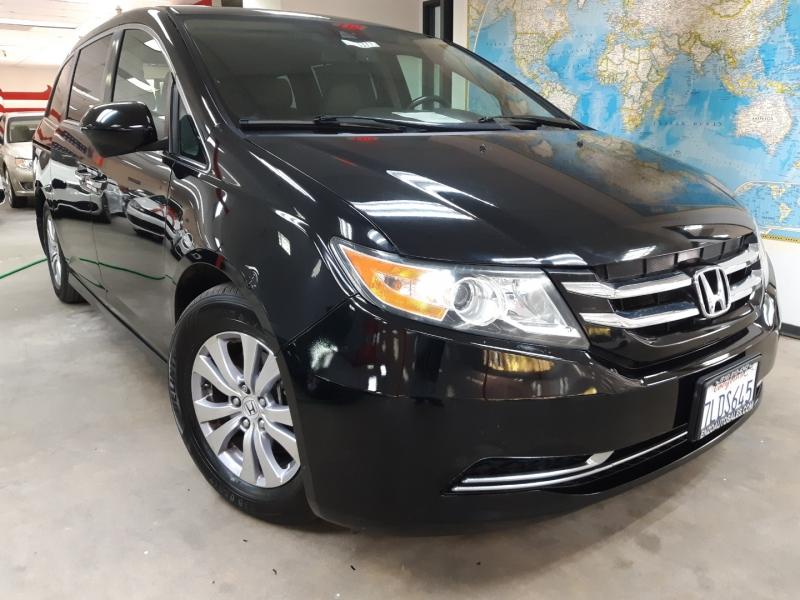Honda Odyssey EX-L 2015 price $17,800