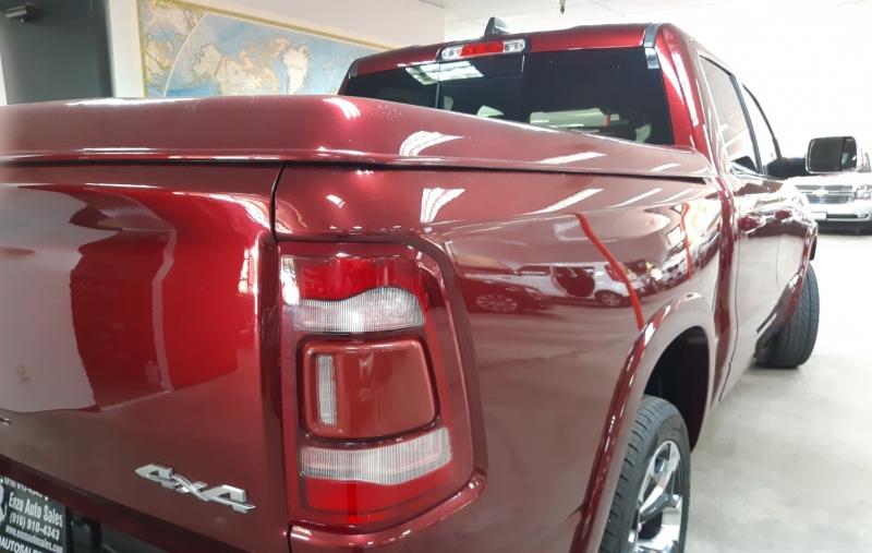 RAM 1500 Crew Cab Laramie Longhorn 4X4 2019 price $59,700