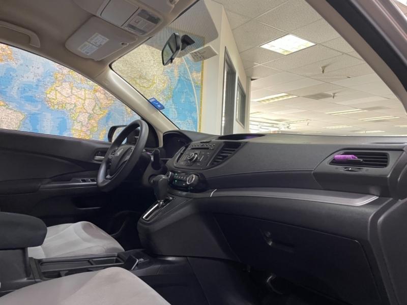 Honda CR-V LX 2015 price $16,200