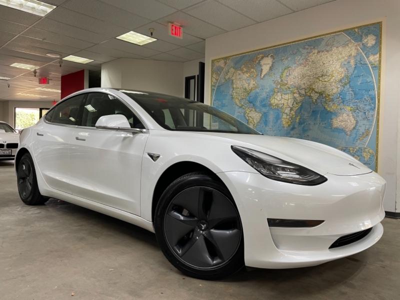 Tesla Model 3 Standard Range Plus 2020 price $46,900