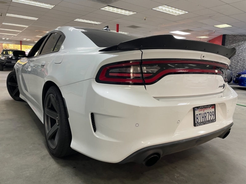Dodge Charger SRT Hellcat 2018 price $61,500