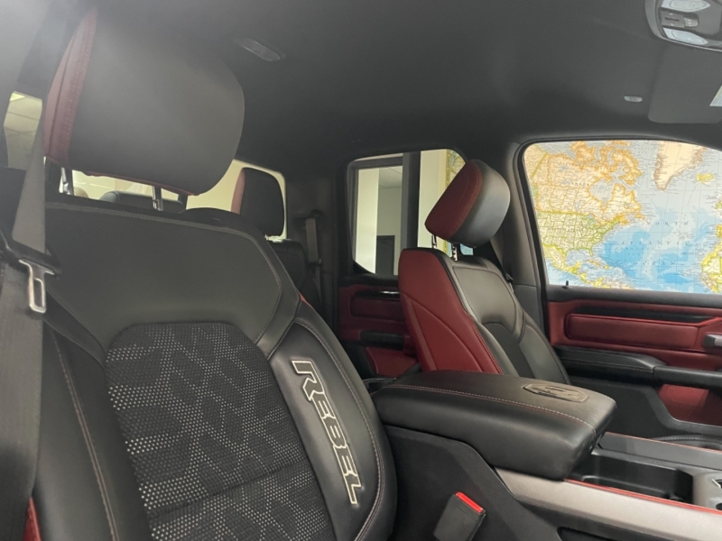 RAM 1500 Rebel Quad Cab 4WD 2019 price $44,500