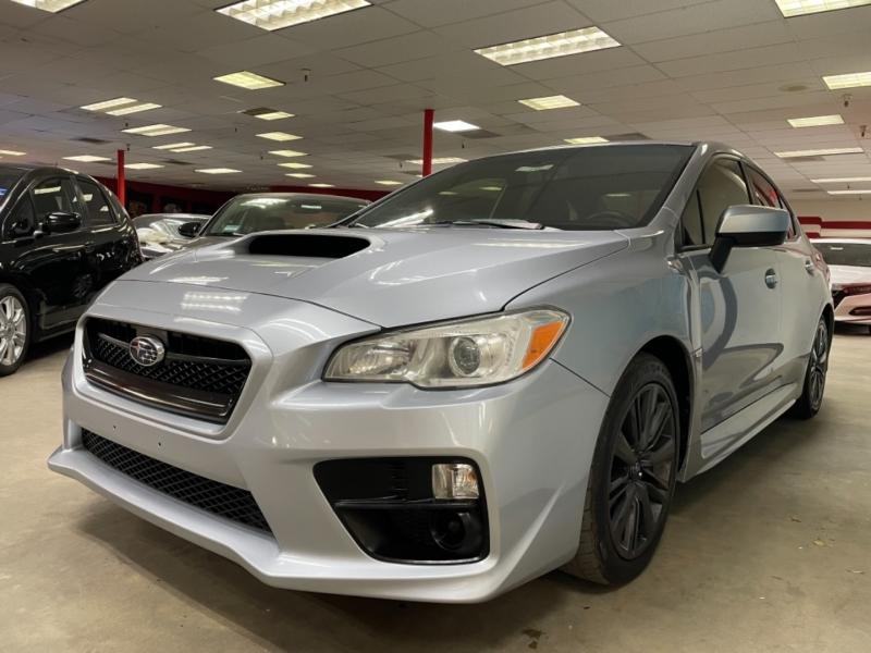 Subaru WRX AWD 2015 price $21,900
