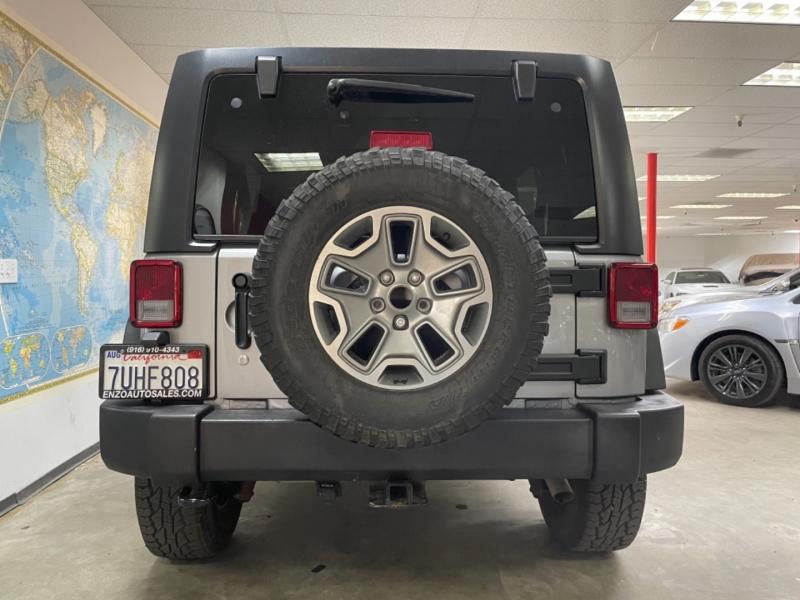 Jeep Wrangler Unlimited Rubicon 4WD 2016 price $33,800