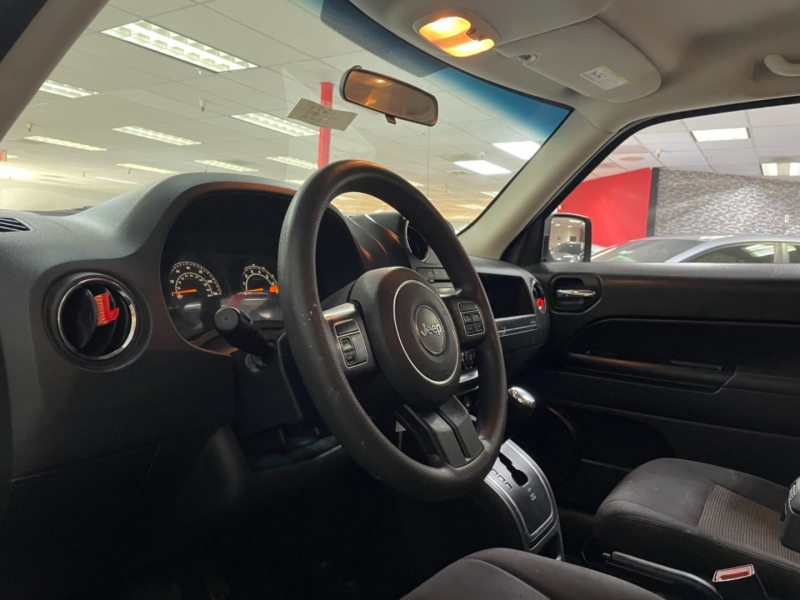 Jeep Patriot Sport 2015 price $8,800