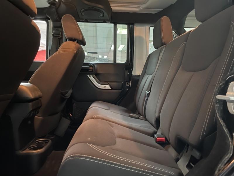 Jeep Wrangler Unlimited Rubicon 4WD 2013 price $26,500