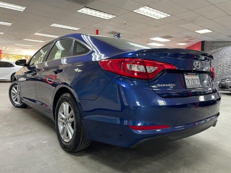 Hyundai Sonata Eco 2015 price $15,500