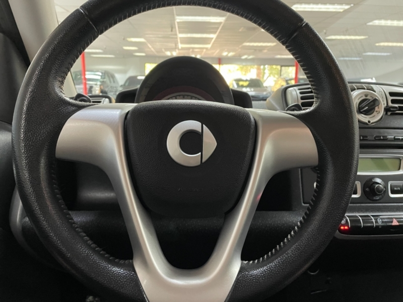 Smart fortwo Passion 2008 price $7,400