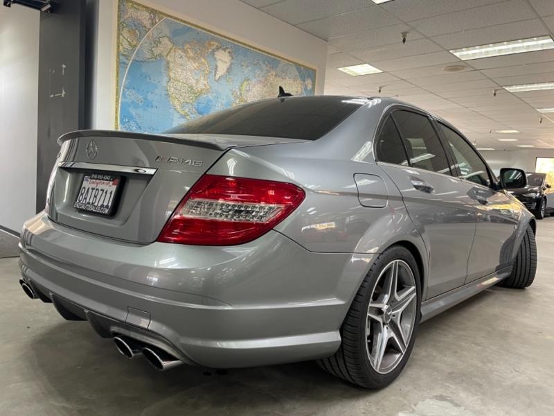 Mercedes-Benz C-Class C 63 AMG 2009 price $23,900