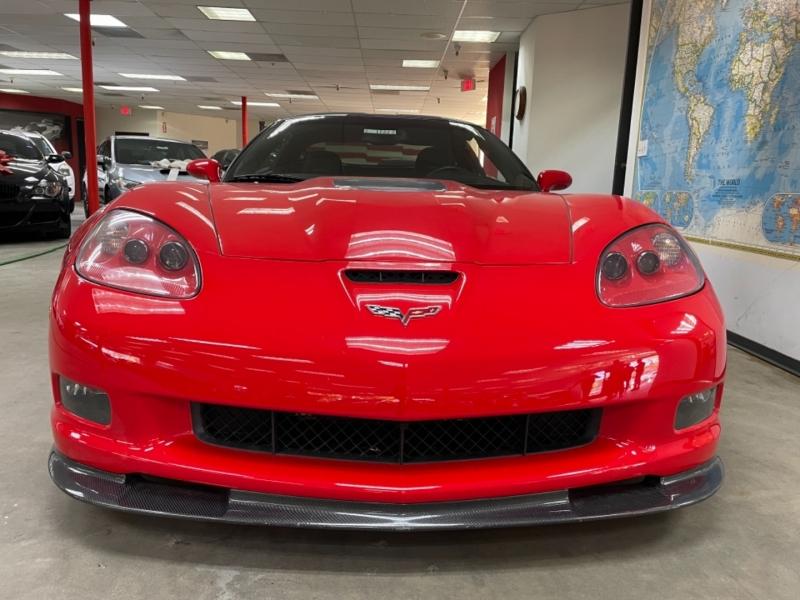 Chevrolet Corvette ZR1 2011 price $85,000