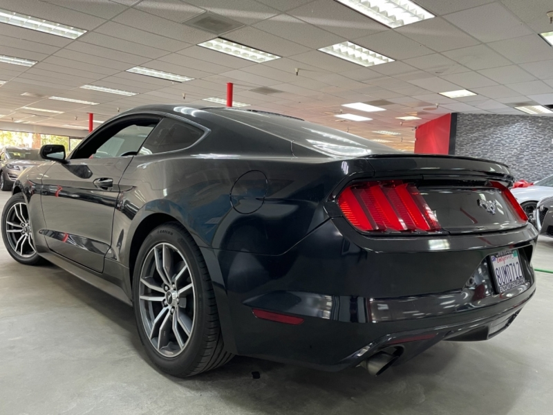 Ford Mustang EcoBoost 2017 price $21,500
