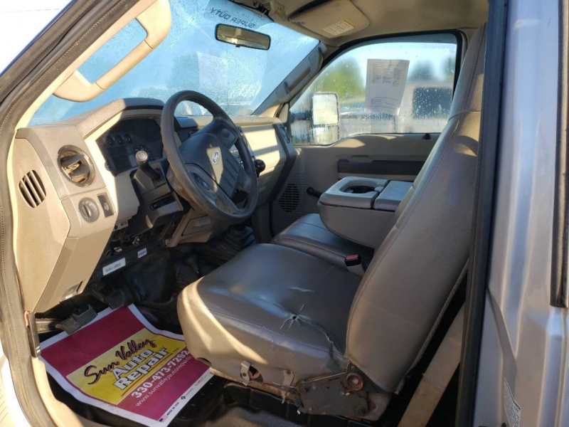 FORD F550 2008 price $14,900
