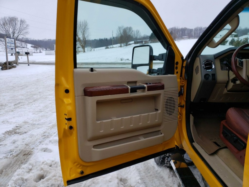 FORD F350 2008 price $18,500