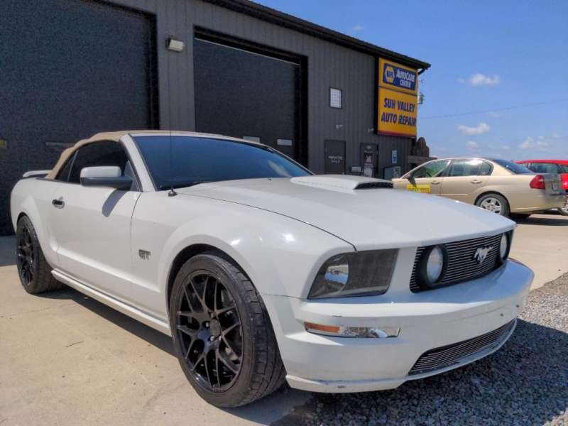 FORD MUSTANG 2008 price $13,500