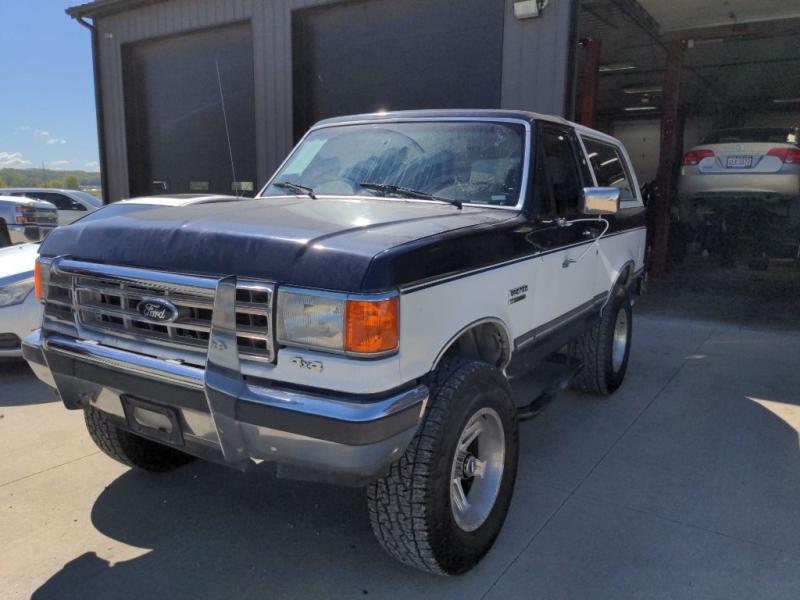 FORD BRONCO 1990 price $13,500