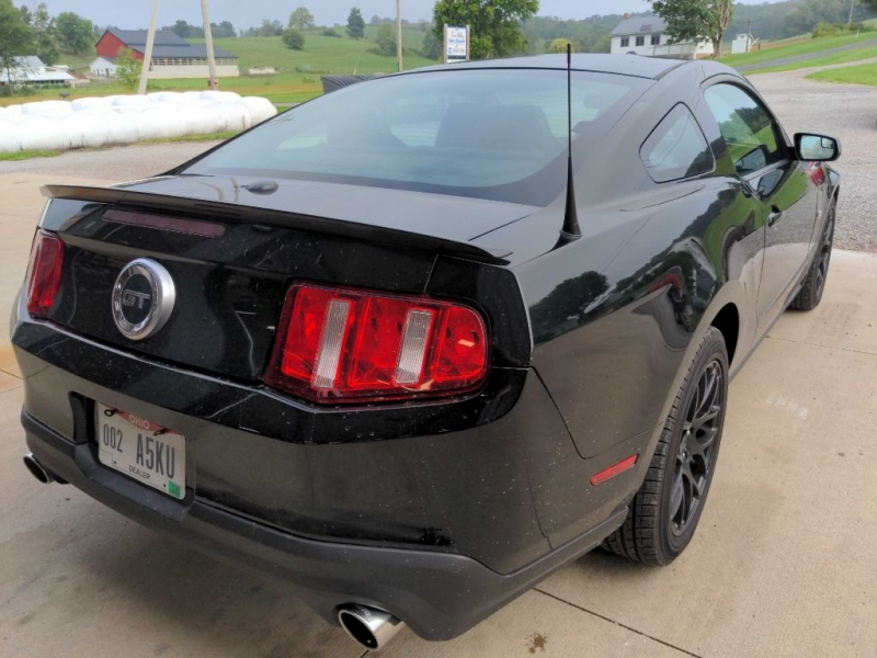 FORD MUSTANG 2012 price $19,200
