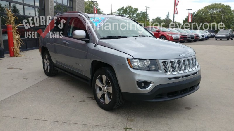 Jeep Compass 2017 price $12,891