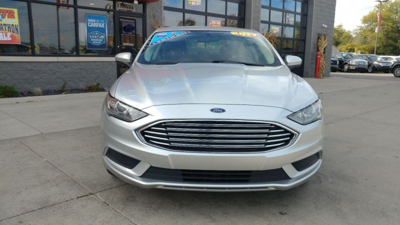 Ford Fusion 2017 price $13,991