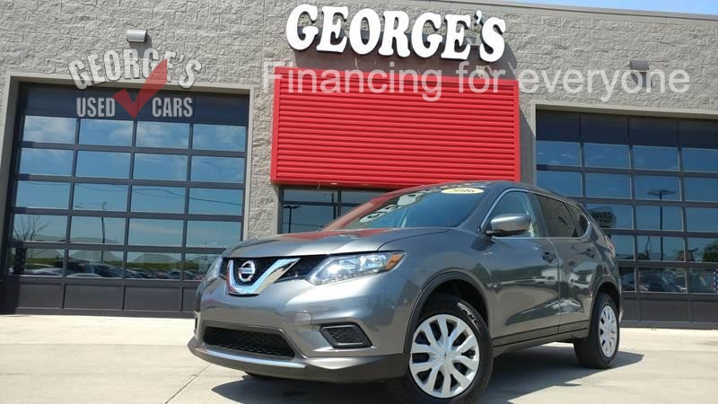 Nissan Rogue 2016 price $13,991