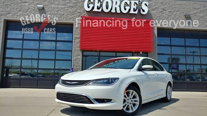 Chrysler 200 2015 price $11,891
