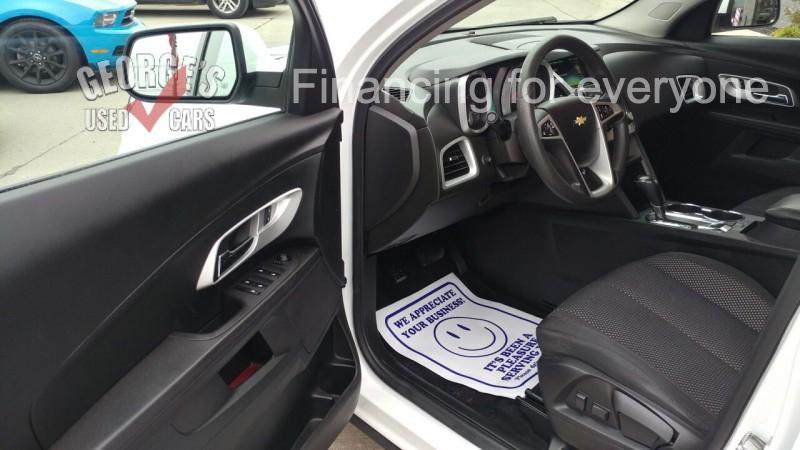Chevrolet Equinox 2017 price $14,991