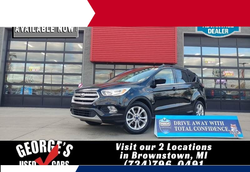 Ford Escape 2018 price $14,891