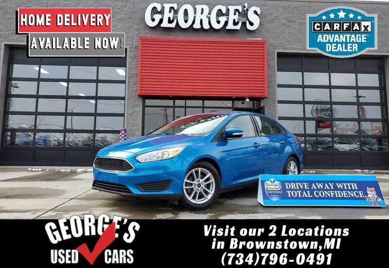 Ford Focus 2016 price $11,991