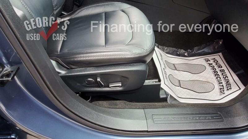 Ford Explorer 2018 price