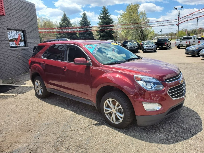 Chevrolet Equinox 2017 price $14,991