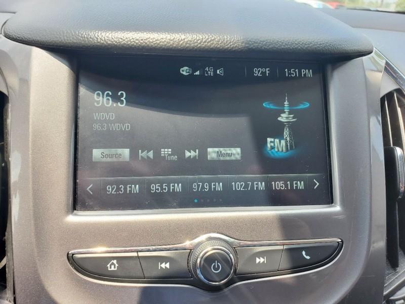 Chevrolet Cruze 2018 price