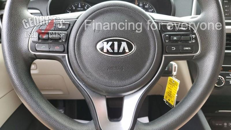 Kia Optima 2016 price $12,991