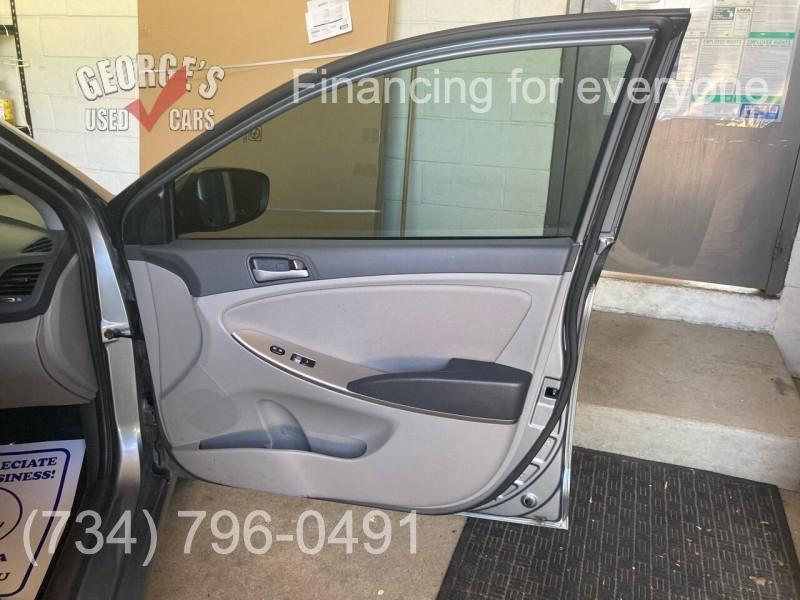 Hyundai Accent 2017 price $11,991