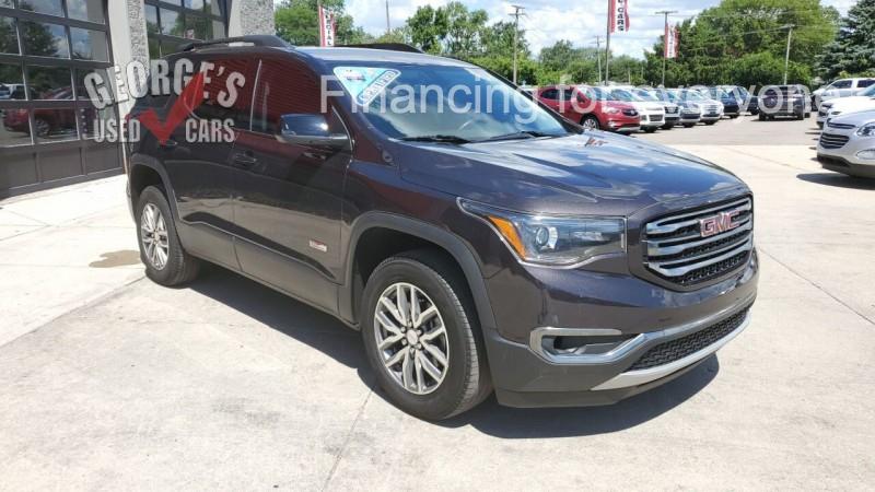GMC Acadia 2017 price $24,991