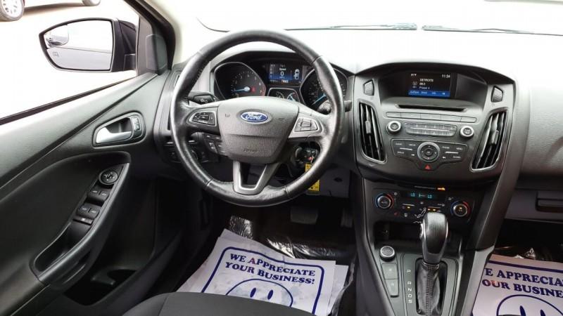 Ford Focus 2017 price $10,991