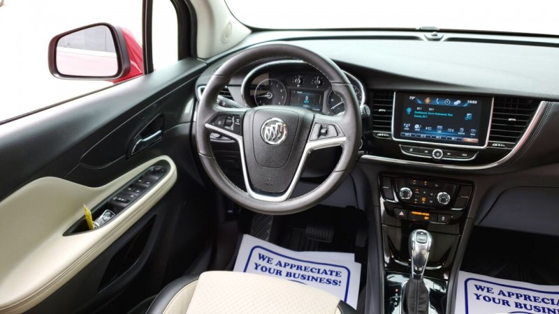 Buick Encore 2017 price $16,999