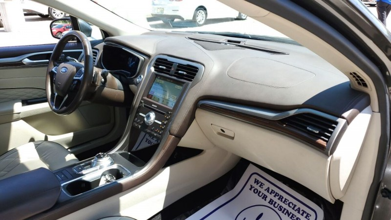 Ford Fusion 2017 price $15,991