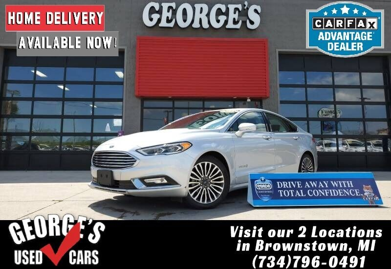 Ford Fusion Hybrid 2018 price $18,991