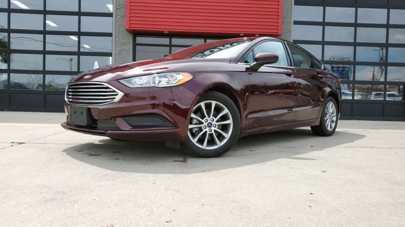 Ford Fusion 2017 price $17,991
